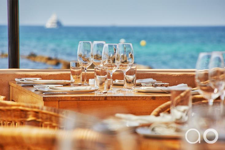 paraíso gastronómico sobre la playa de Palma